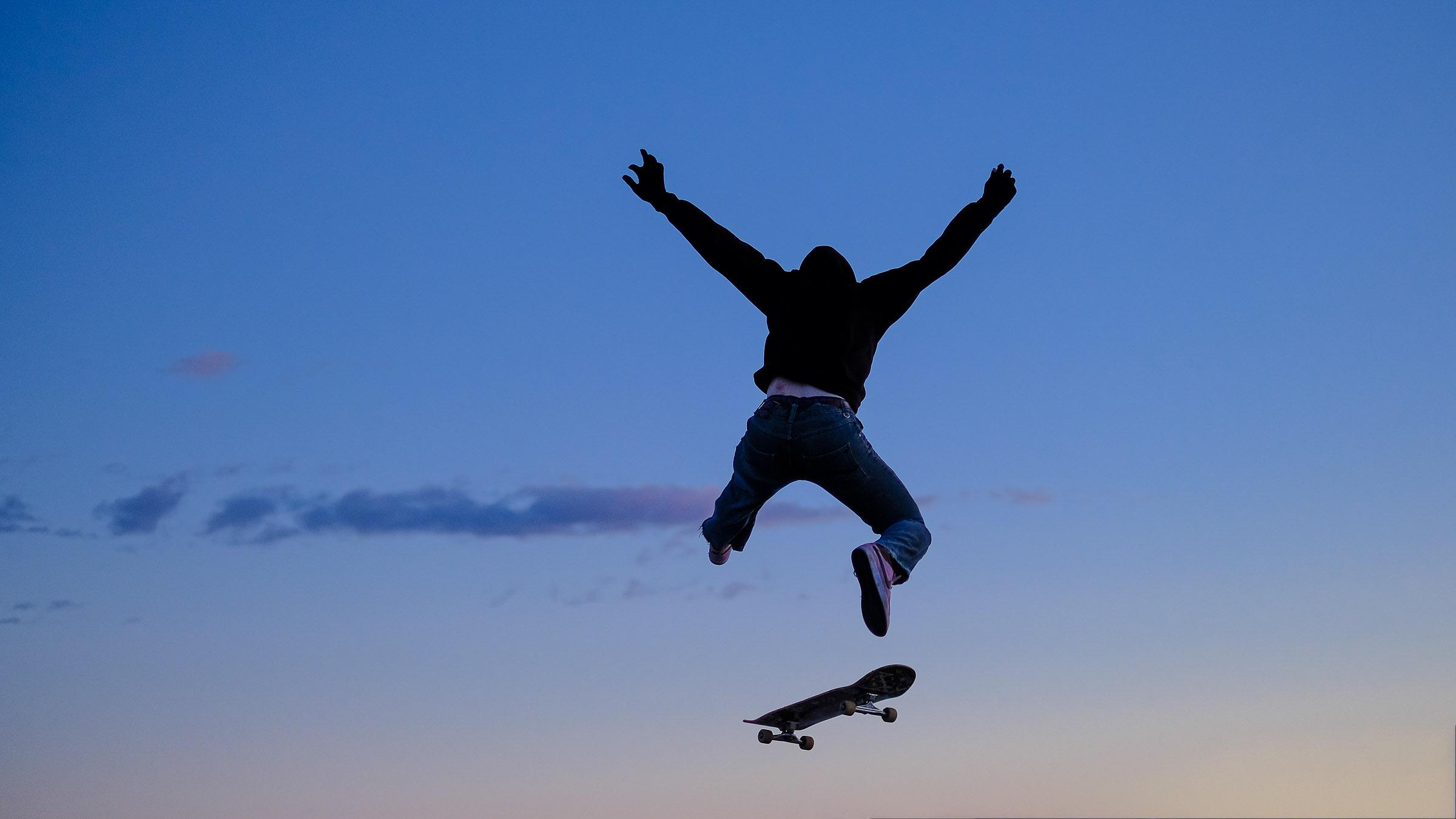 1. Plass - Vidar Samuelsen - Flying high