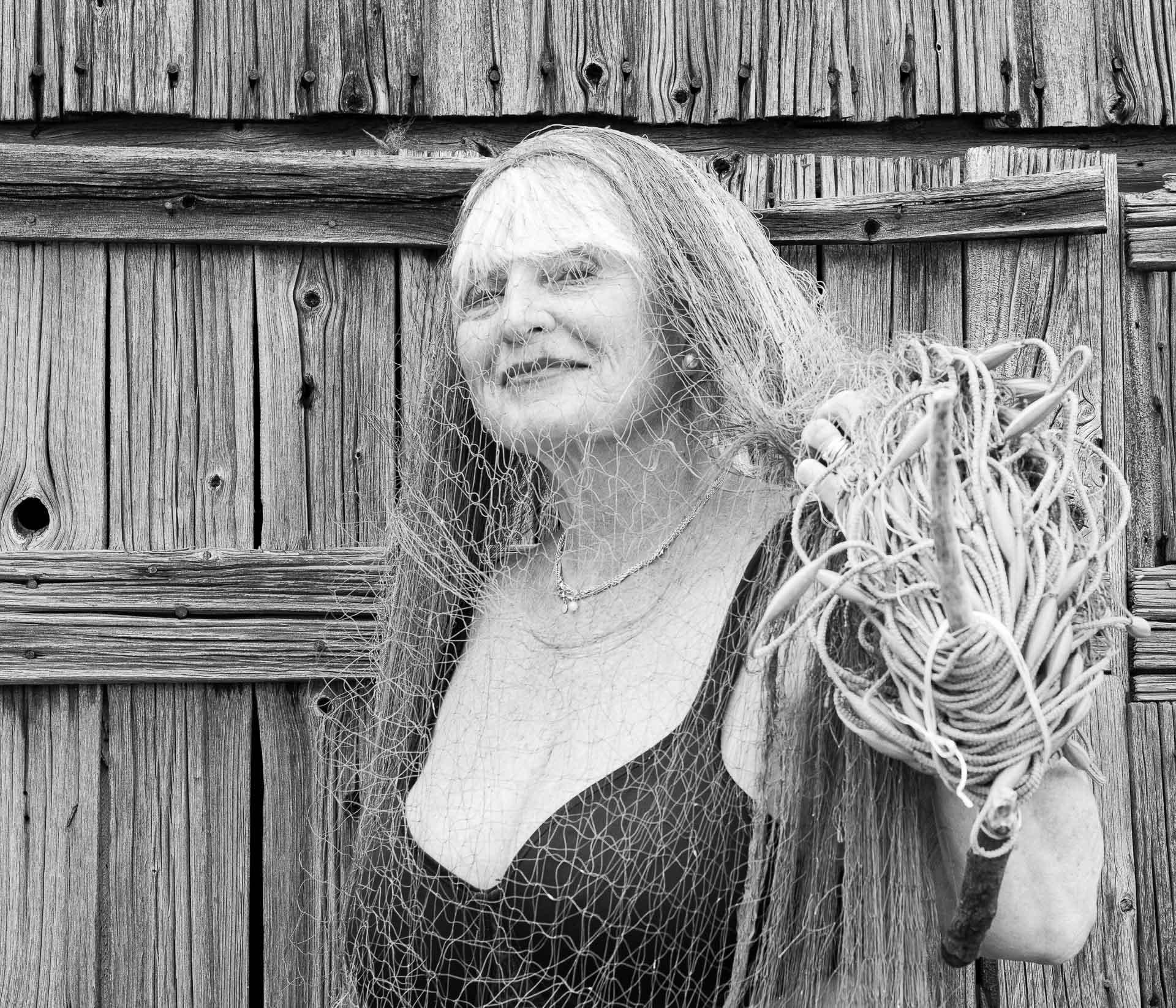 Delt 6.plass - Unni Lian - The fishing lady