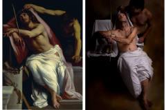 1-plass-delt-Claus-Kvasnes-Giovanni-Baglione-Ecce-Homo-Not-suffering-Jesus